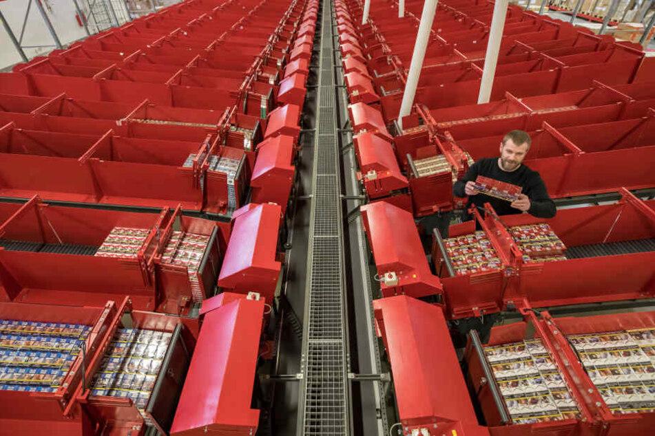 Mehr als eine Billion Euro setzt der Großhandel in Deutschland jährlich um und hat fast zwei Millionen Beschäftigte. Zur Branche gehört auch das Ostthüringer Unternehmen Tabacon.