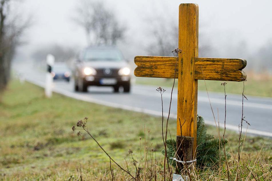 Die Zahl der Verkehrstoten ist um 1,3 Prozent gestiegen. (Symbolbild)