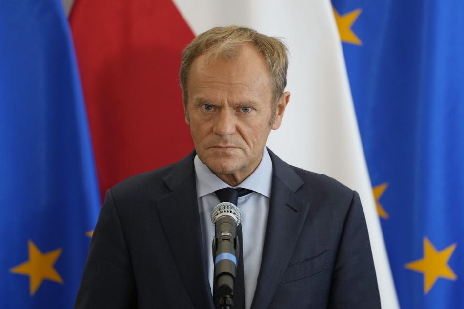 Donald Tusk (64) hält einen Austritt seines Landes aus der EU nicht für ausgeschlossen.