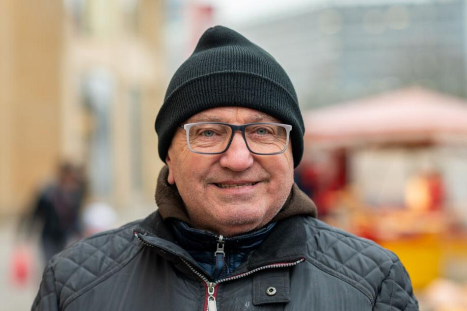 """Peter Lehneke (71): """"Wir sind nicht die Stadt der Alten."""""""