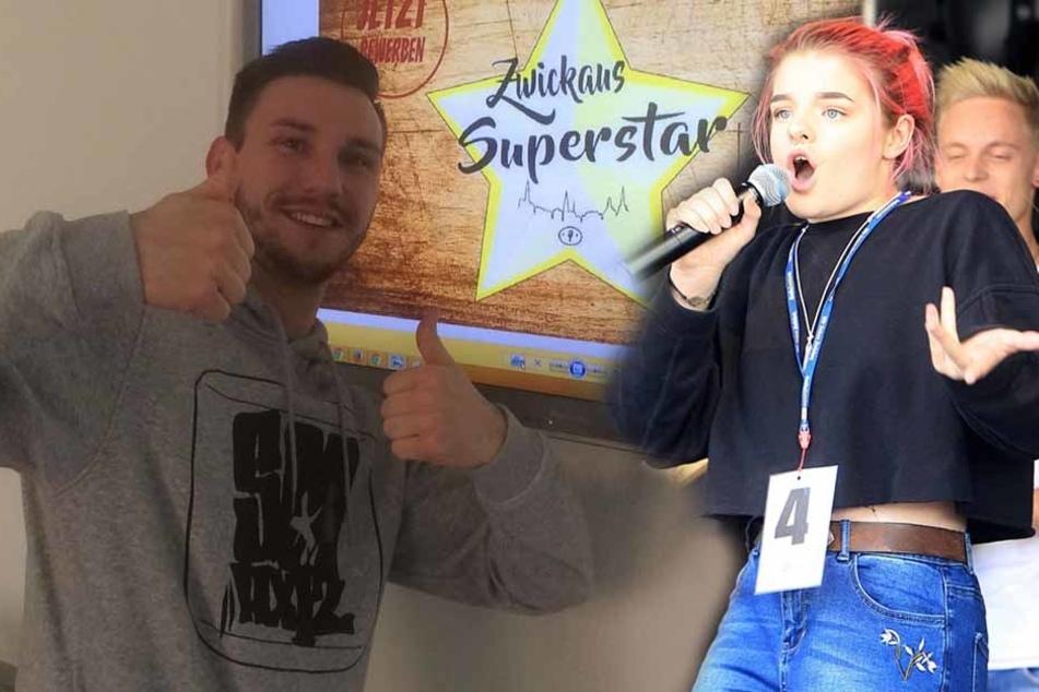 """Sänger-Casting in der """"Moccabar"""": Wer wird Zwickaus neuer Superstar?"""