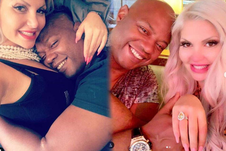 Sophia Vegas und ihr Daniel schweben auf Wolke 7.