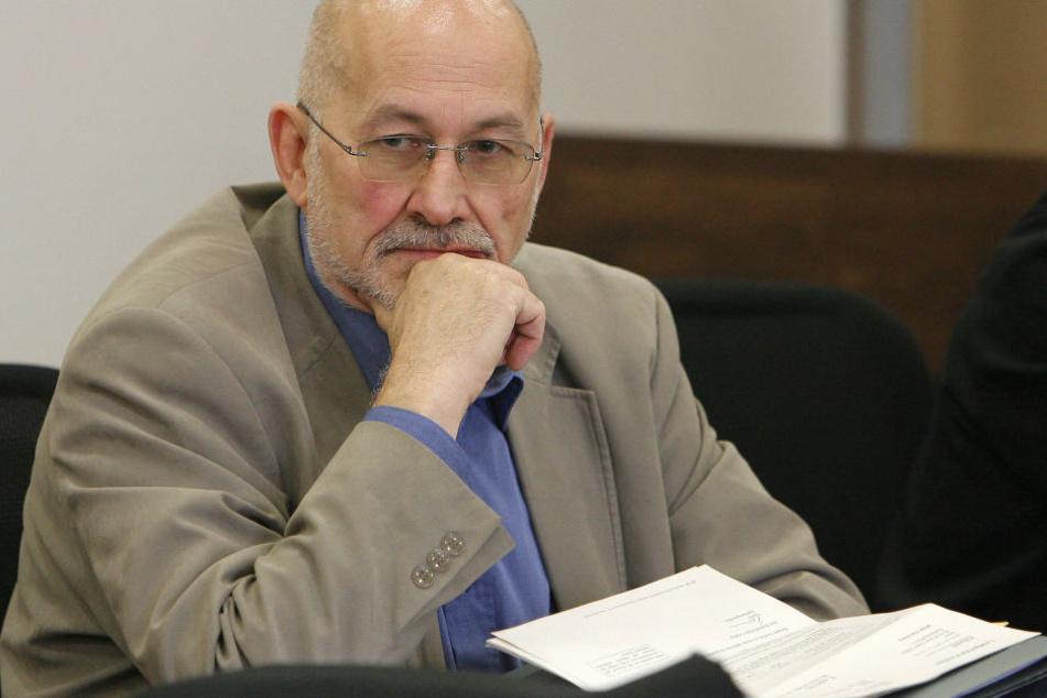 Horst Mahler wurde in Ungarn festgenommen.