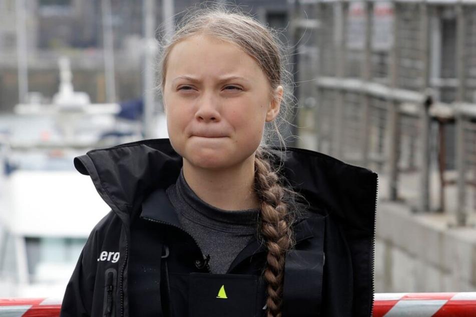 Die 16-Jährige hat die erste Nacht auf dem Boot überstanden.