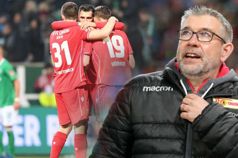 Urs Fischer möchte nach dem Sieg bei Werder Bremen auch gegen Leverkusen nachlegen.