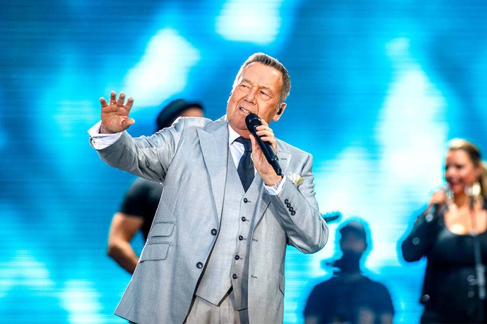 Was macht Roland Kaiser eigentlich zwischen den Konzert-Wochenenden?