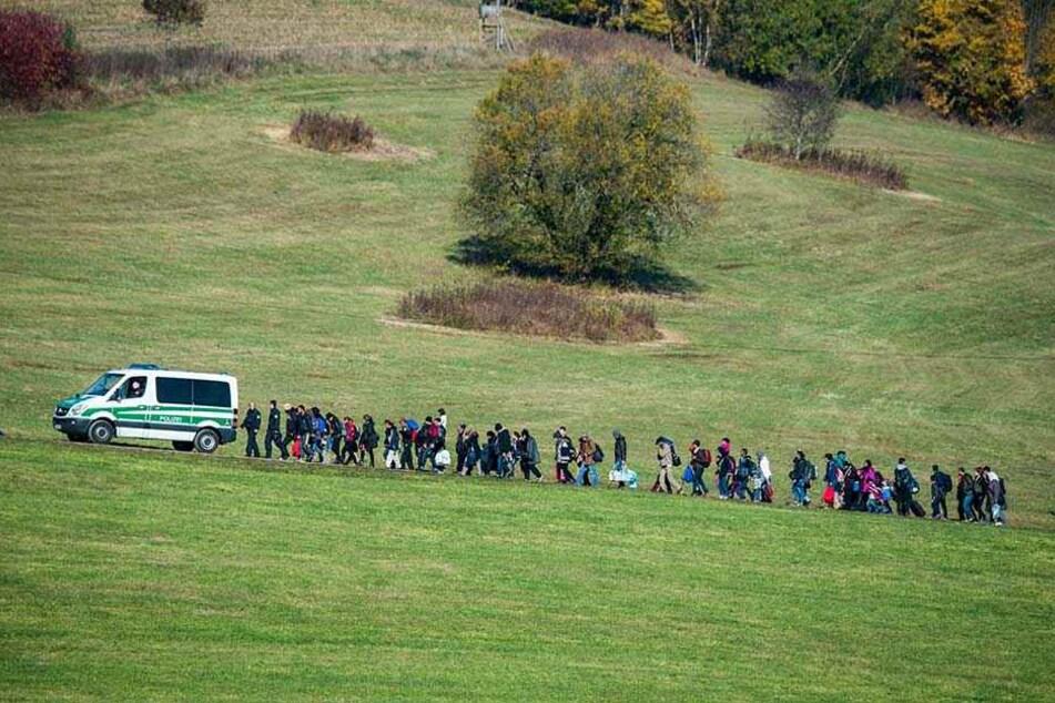 Flüchtlingsrücknahme: Deutschland schließt Vereinbarung mit Griechenland
