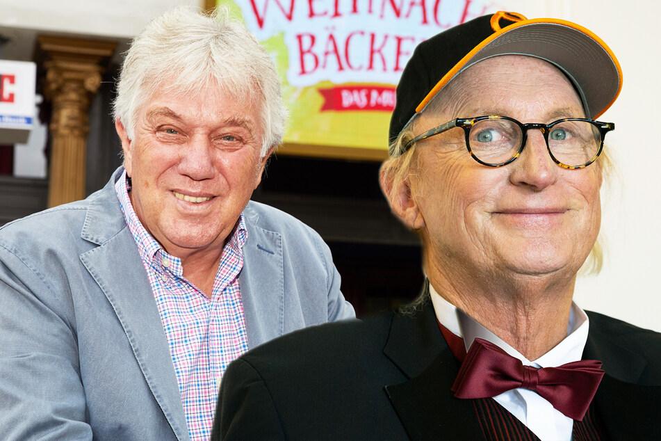"""Otto Waalkes und Rolf Zuckowski singen, bis einer """"Ruhe"""" brüllt!"""