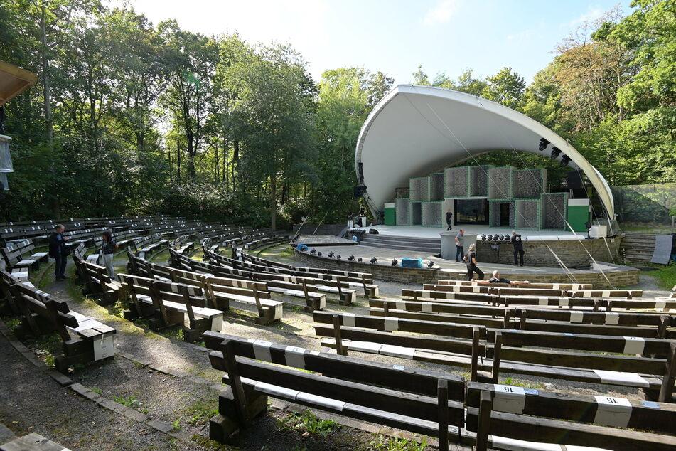 Auf die Küchwaldbühne kehrt nächste Woche endlich das Theater-Leben zurück.