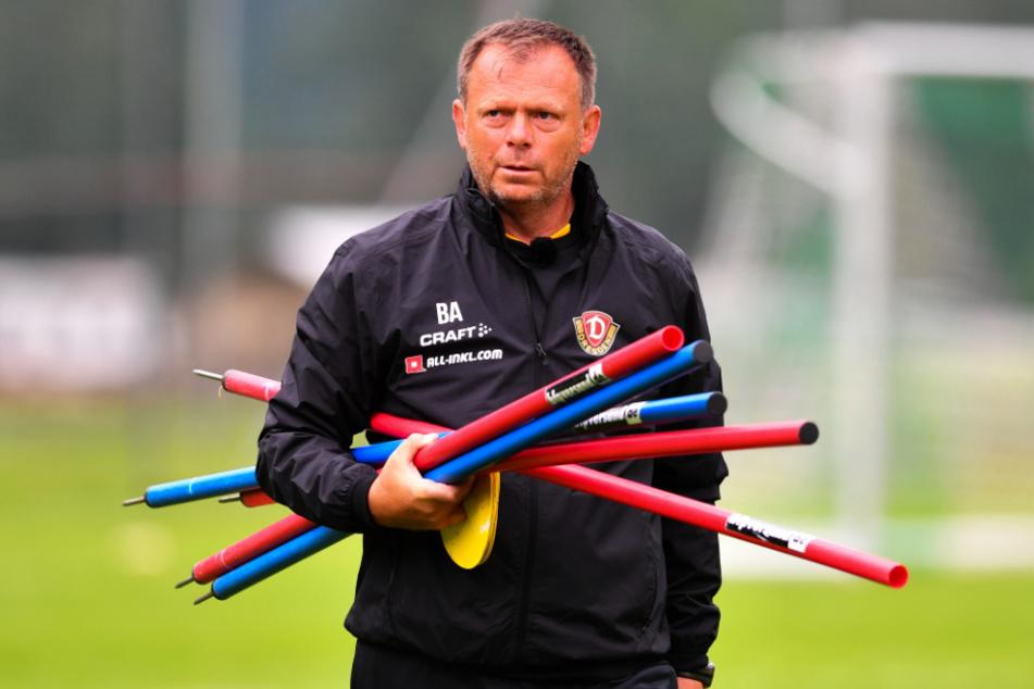 Torwarttrainer Brano Arsenovic kehrt nach fünf Jahren sehr guter Arbeit bei Dynamo Dresden nach Regensburg zurück.