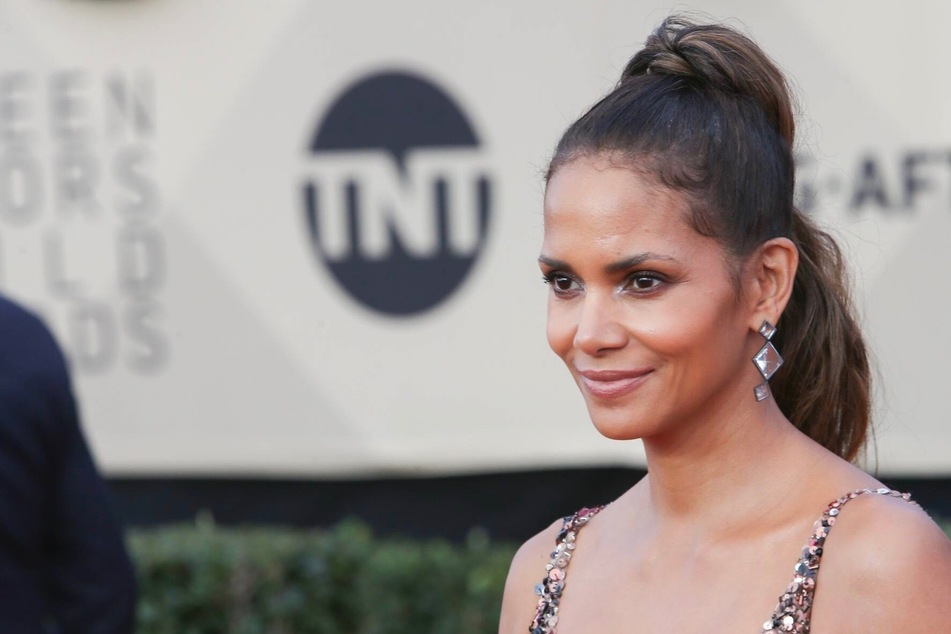 Halle Berry posts first photo with her new lover alongside important message