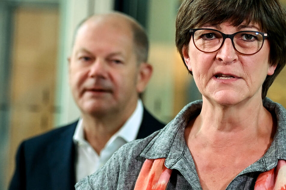 Hoher SPD-Besuch: Darum kommen Saskia Esken und Olaf Scholz heute nach Stuttgart