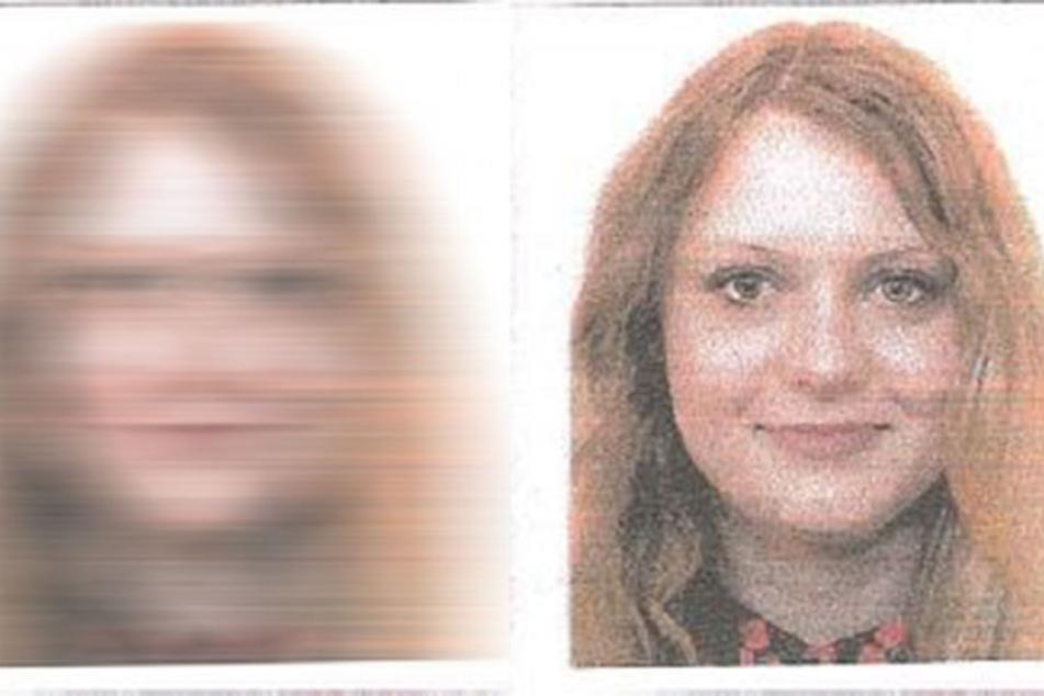 Mit diesem Passfoto sucht die Polizei die Vermisste aus Sassnitz.