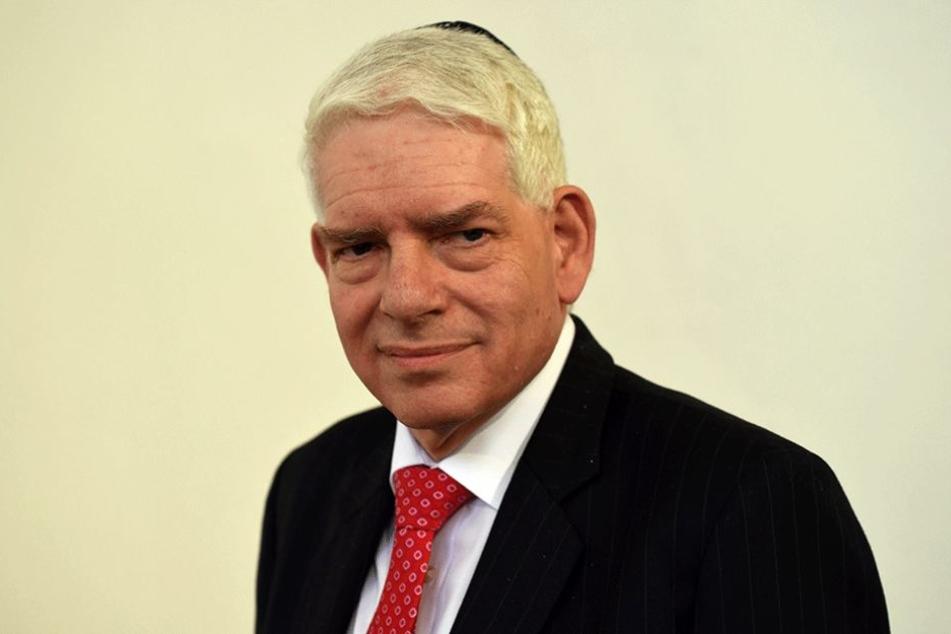 Der Vorsitzende des Zentralrats der Juden, Josef Schuster.