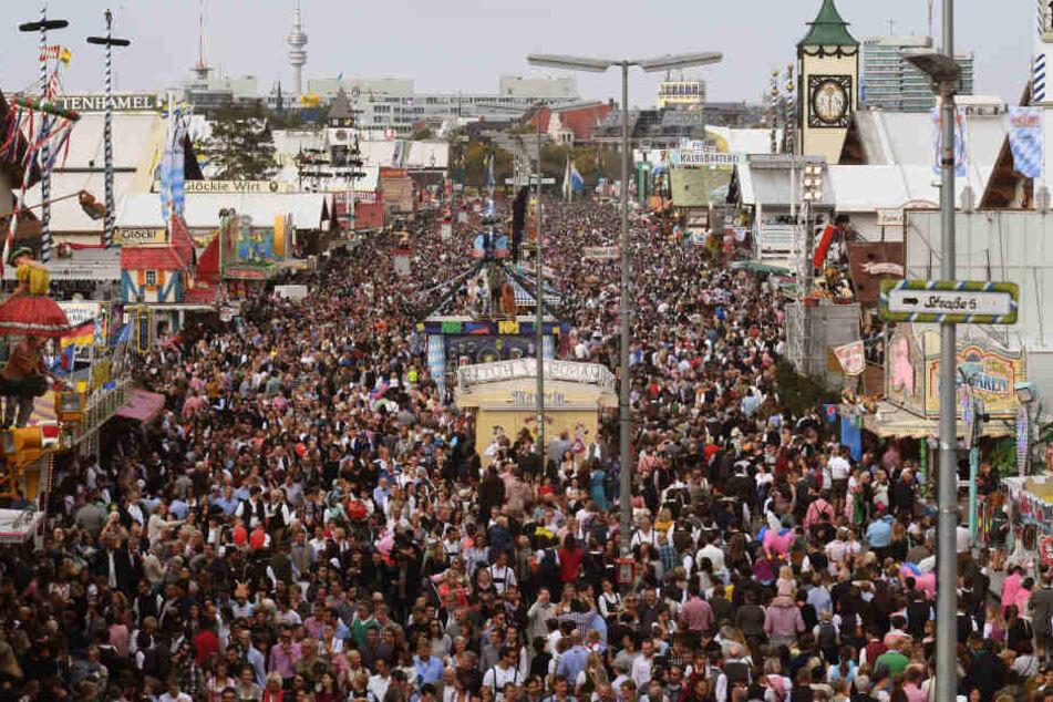 Trotz Polizei-Hilfe: Kein Happy End für Oktoberfest-Liebelei