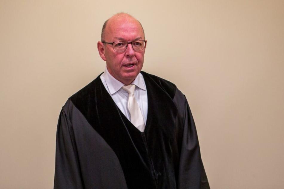 Richter Uwe Berdon sprach nach nur 55 Minuten ein Urteil.