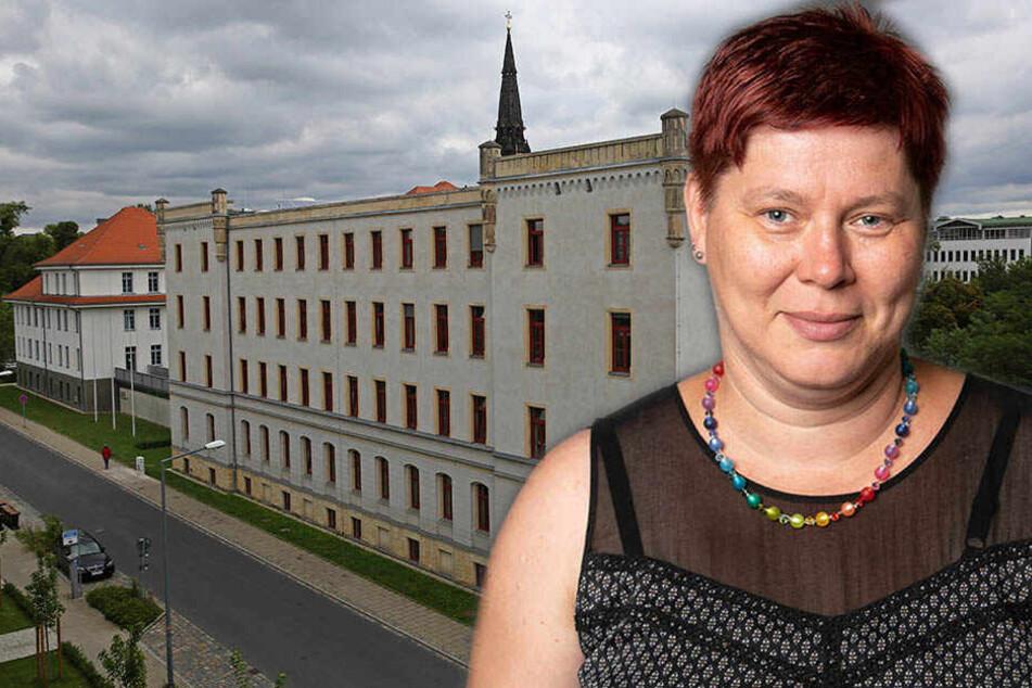 Dresden: Mauerstreit der SPD im Rathaus landet vor Gericht