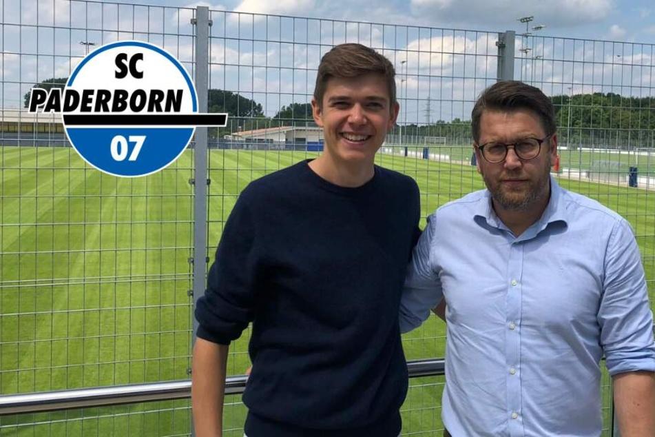 SCP holt 28-jährigen Spielanalyst in sein Trainerteam