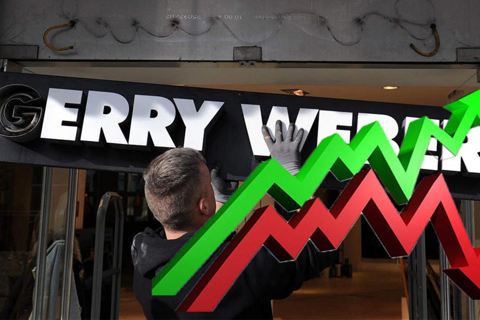 Gerry Weber verzeichnete weitere Kursverluste im Jahr 2016. Sie kündigten schon weltweite Filialschließungen an.