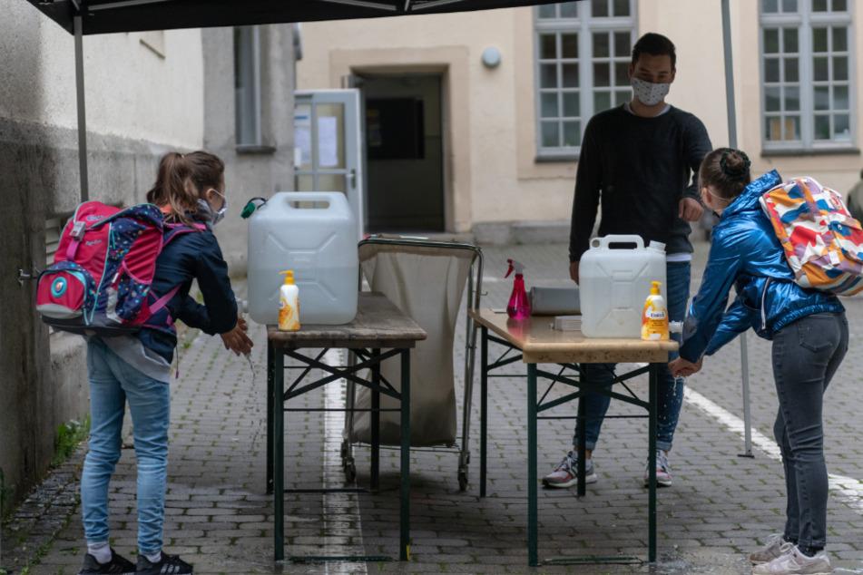 Mangelnde Hygiene an Schulen in Baden-Württemberg