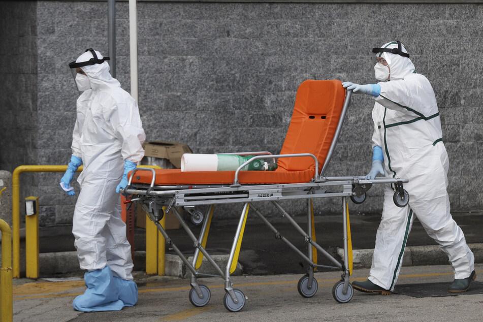 Während der Corona-Pandemie hat es die Mafia in Italien unter anderem auf das Gesundheitswesen abgesehen.