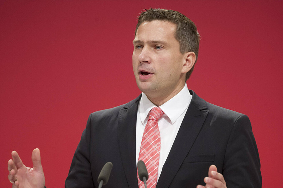 Die Mehrheit der Sachsen ist anständig, so Vize-MP Martin Dulig (42,  SPD).