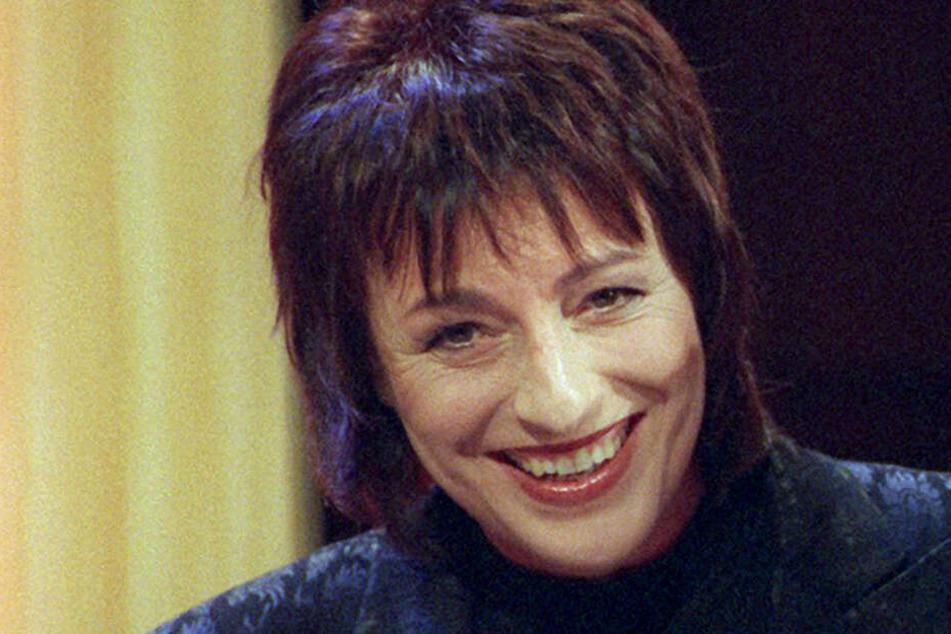 """Ina-Maria Federowski (†2017) war in der DDR mit Hits wie """"Man lernt nie aus"""" ein Star."""