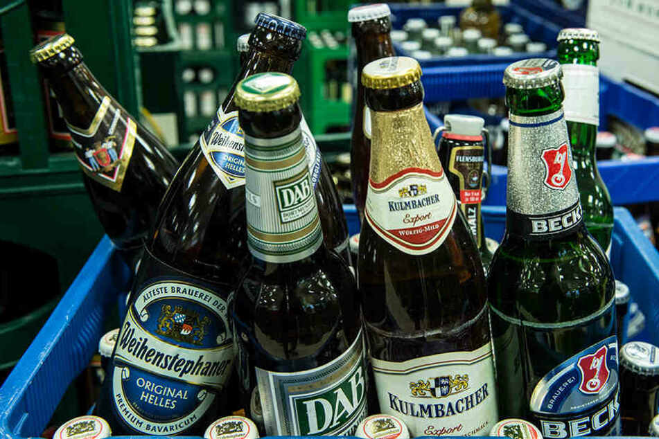 Rund 300 Produkte können die Leute beim Biernotruf bestellen. (Symbolbild)