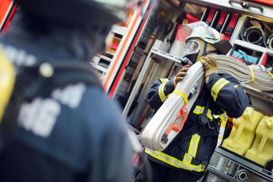 Die Feuerwehr Hamburg lädt zum Eignungstest. (Symbolbild)