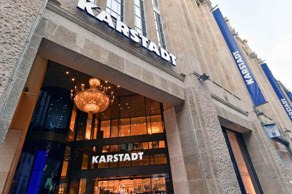 Für das ehemalige Karstadt in Leipzig scheint es neue Pläne zu geben.
