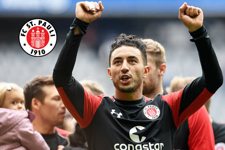 Aziz Bouhaddouz von St. Pauli bei der WM dabei!