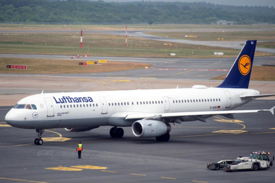 Lufthansa Flug Bestätigen