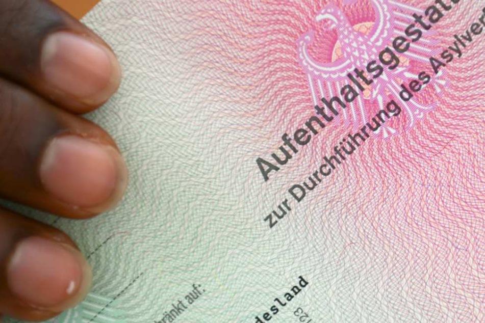 In NRW leben über 52.000 abgelehnte Asylbewerber. (Symbolbild)