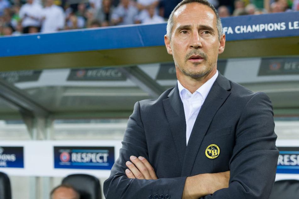 Adi Hütter tritt bei Eintracht Frankfurt die Nachfolge von Trainer Niko Kovac an.