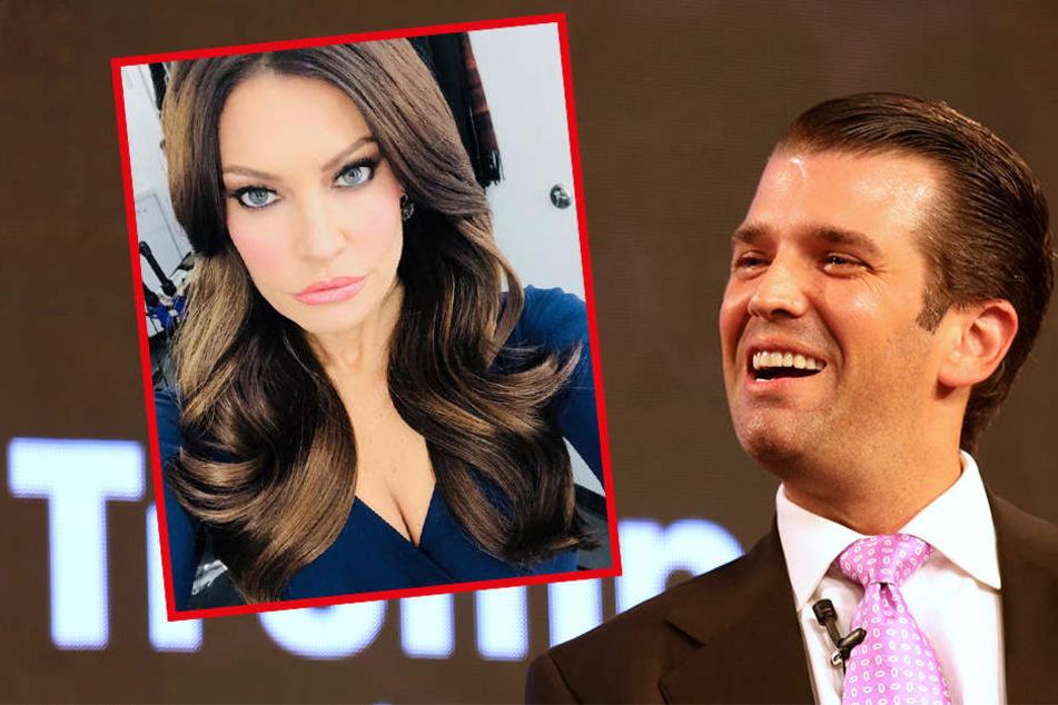 Bereits seit einigen Wochen sollen sich TV-Moderatorin Kimberly Guilfoyle und Donald Trump Jr. regelmäßig sehen.