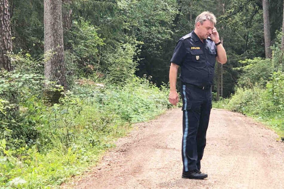 Horror-Fund! Pilzsammler entdeckt in Wald männliche Leiche