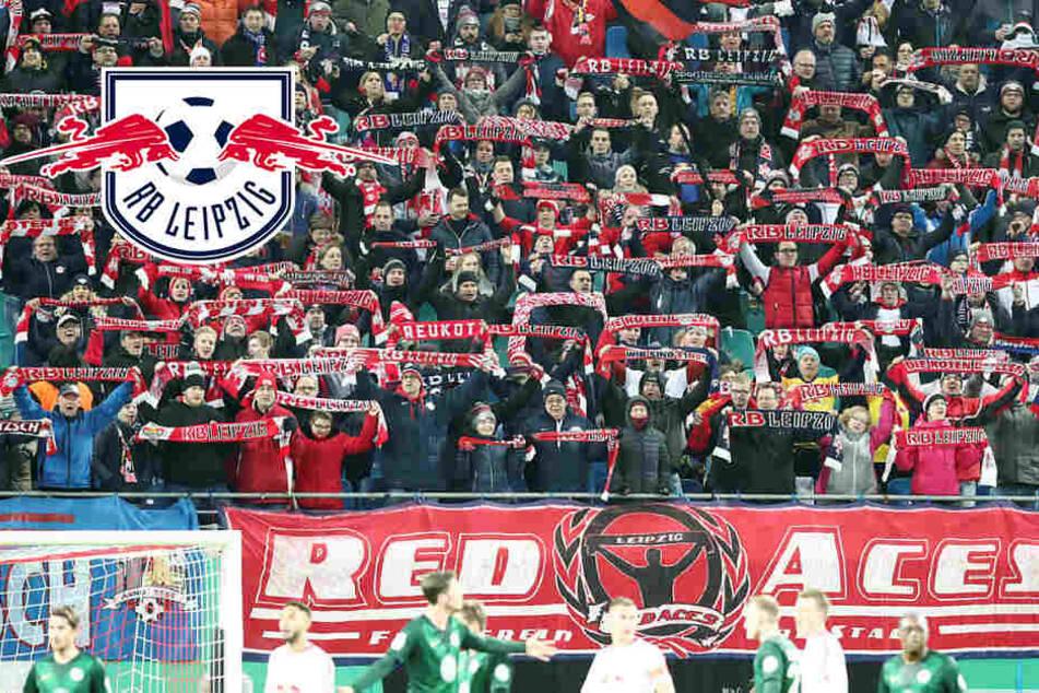 """RB Leipzigs Ultras gehen auf die Barrikaden: """"Unlautere Mittel"""" & """"zutiefst kriminell"""""""
