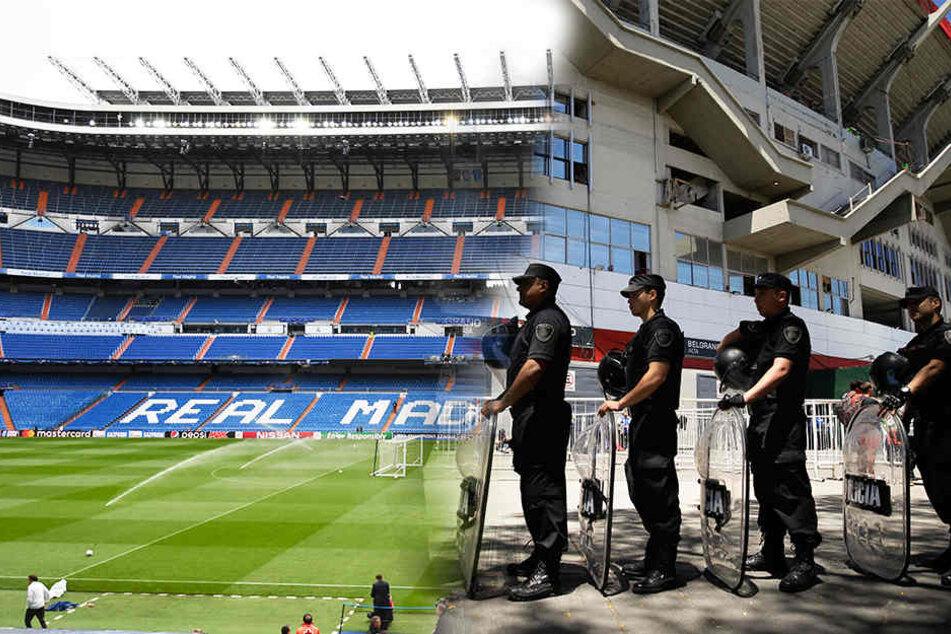 Nach Fan-Attacken: Copa-Finale soll in dieser Stadt ausgespielt werden