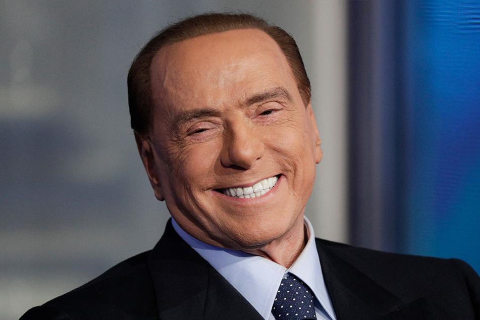 Silvio Berlusconi (81) übernimmt den Fußball-Drittligisten SS Monza 1912.
