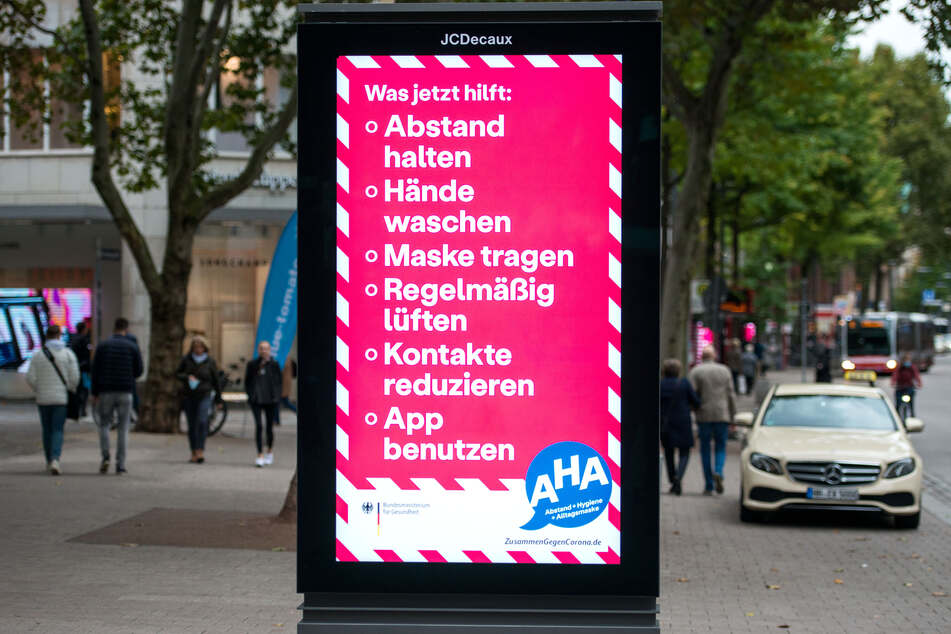 Die Maßnahmen gegen das Coronavirus dürften Deutschland noch eine ganze Weile aktiv bleiben.