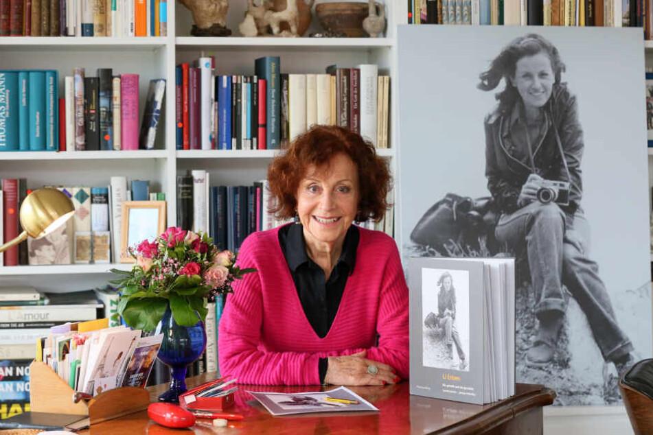 Li (Liselotte) Erben ist 80 Jahre alt und blickt auf ein schillerndes Leben als Bildjournalistin zurück.