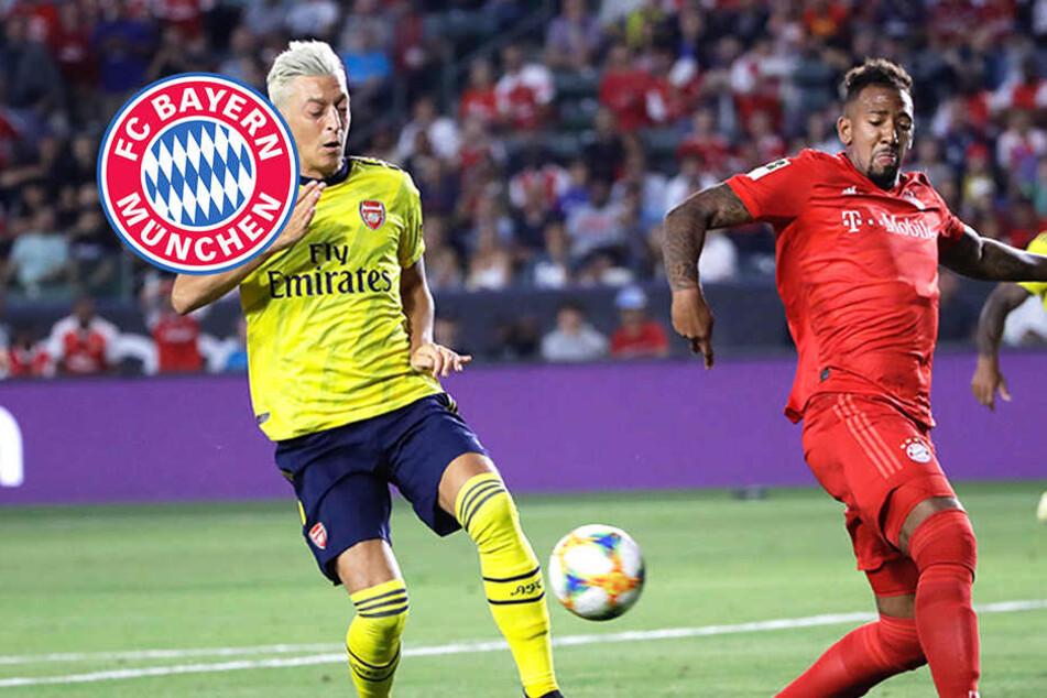 Jérôme Boateng verlässt Bayern-Trainingslager vorzeitig