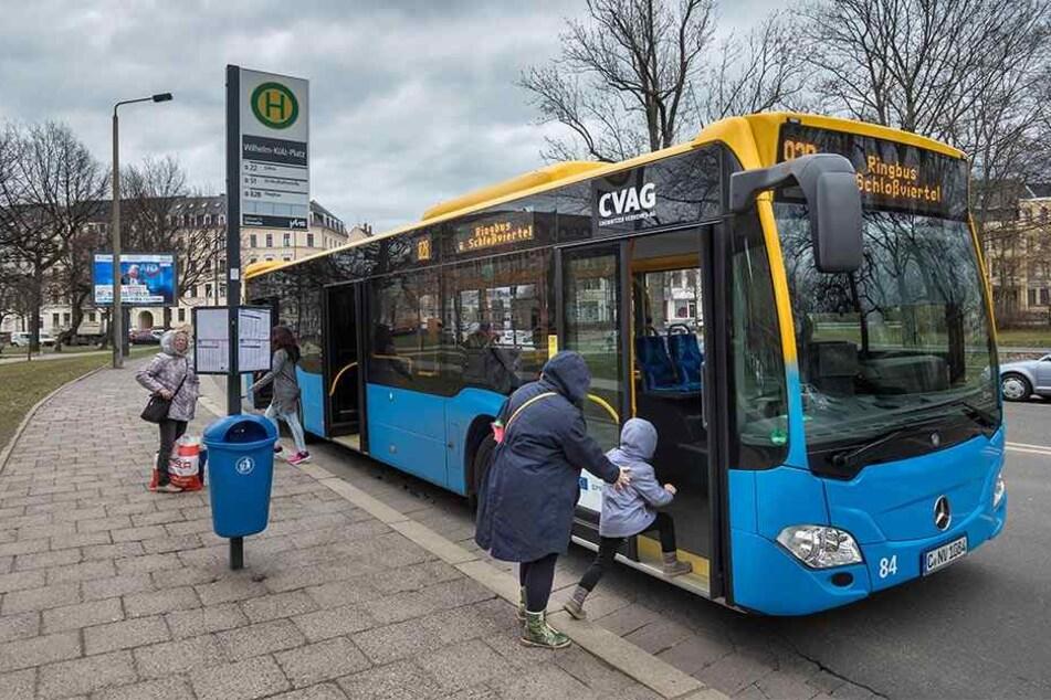Mit der Netz-Reform der CVAG fielen für die Linie 51 wichtige Haltestellen wie der Hauptbahnhof weg.