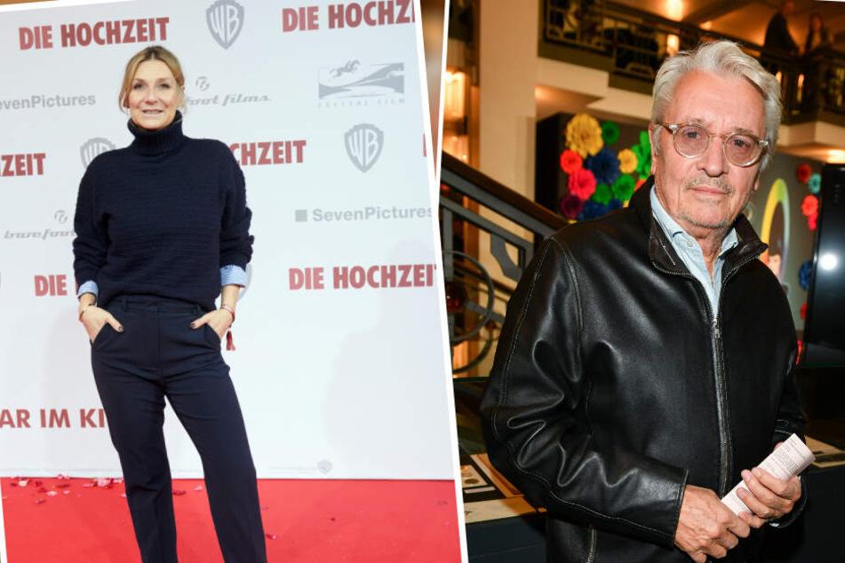 """Riverboat-Moderatorin Kim Fisher über Schauspieler Henry Hübchen: """"Er ist ja so faul!"""""""
