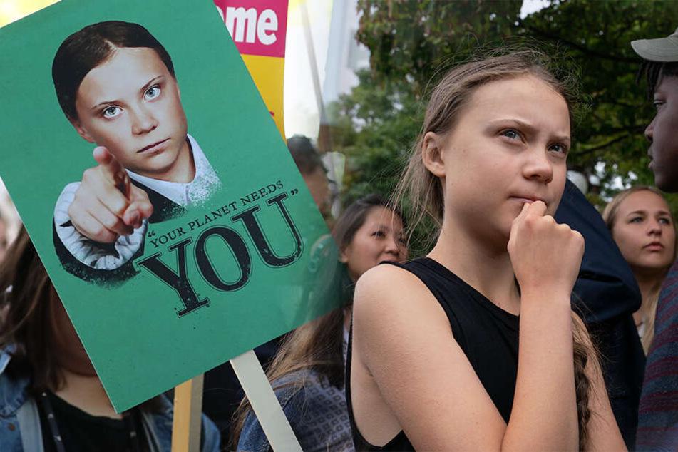 Fridays for Future: Jetzt äußert sich Greta Thunberg zu den heutigen Protesten