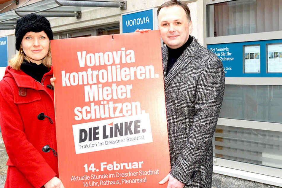 Dubiose Geschäftspraktiken? Stadtrat nimmt Vonovia unter die Lupe
