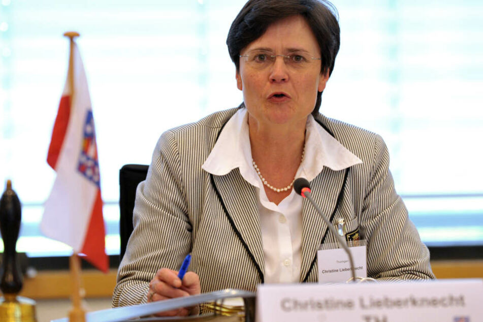 Fünf Jahre lang stand Christine Lieberknecht an der Spitze der Landesregierung.