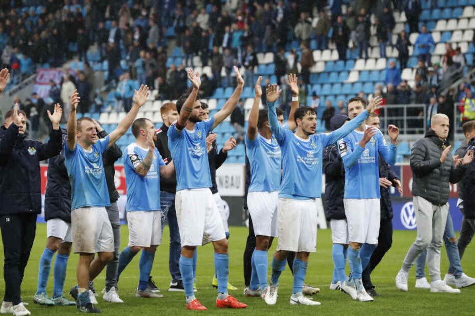 Der CFC trifft im Achtelfinale des Sachsenpokals auf den FSV Krostitz.