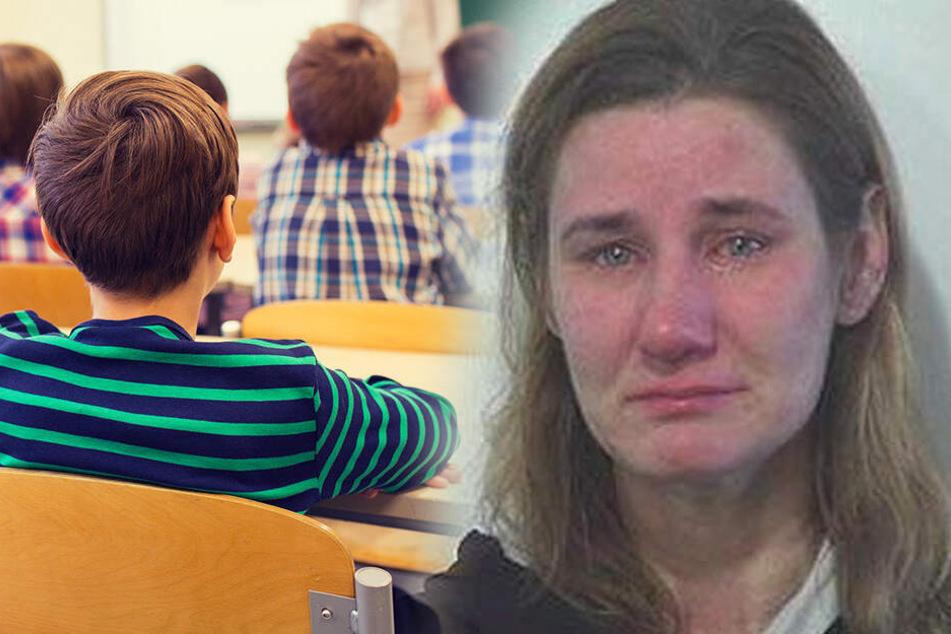 """""""Wir hatten im ganzen Haus Quickies!"""" Verheiratete Lehrerin soll sich über 100 Mal an Schüler vergriffen haben"""