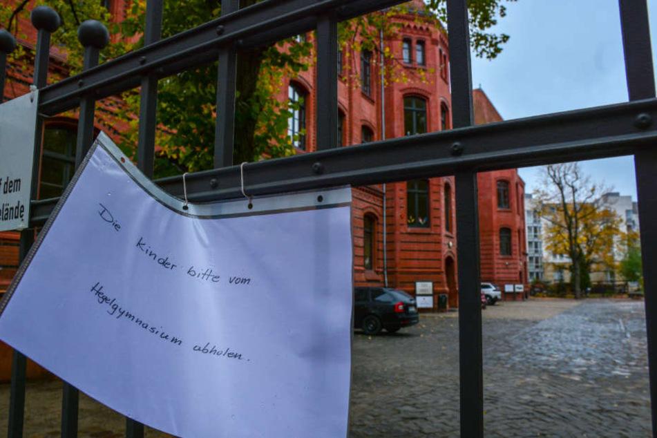 Bombendrohung Magdeburg Heute